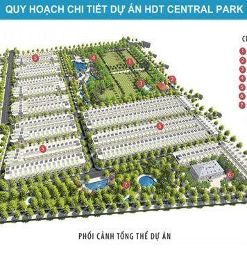 Khu Đô Thị HDT Central Park - Đồng Văn, Duy Tiên, Hà Nam