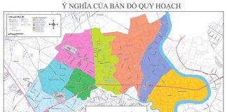 bản đồ quy hoạch là gì