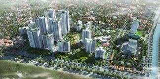 dự án hồng hà eco city
