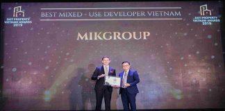 chủ đầu tư mik group